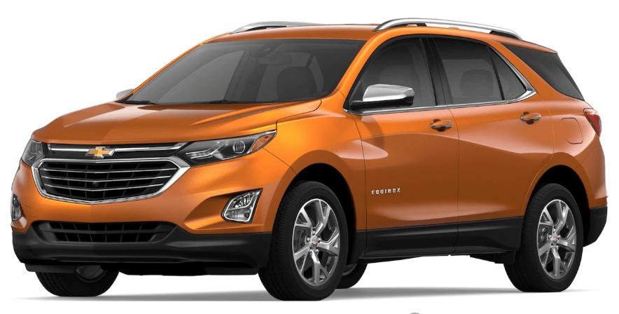 Ford Escape Colors >> 2020 Chevrolet Equinox Color Options – Chevrolet Engine News