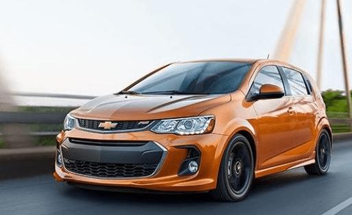 2020 Chevrolet Sonic Hatchback LT Redesign – Chevrolet ...