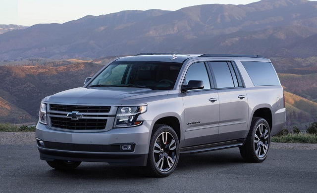 2020 Chevy Suburban Base Price, Engine, Design – Chevrolet ...