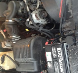 coolant leak in my 96 chevy silverado img 1333 jpg  [ 1936 x 1936 Pixel ]