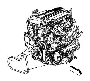 2005 Cobalt Belt Routing Diagram  Chevrolet Forum  Chevy