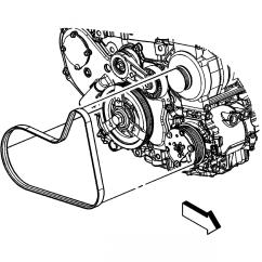 2007 Chevy Aveo Belt Diagram Wiring Of Car Aircon Traverse Engine 2008 Gmc Acadia 3 6 Get