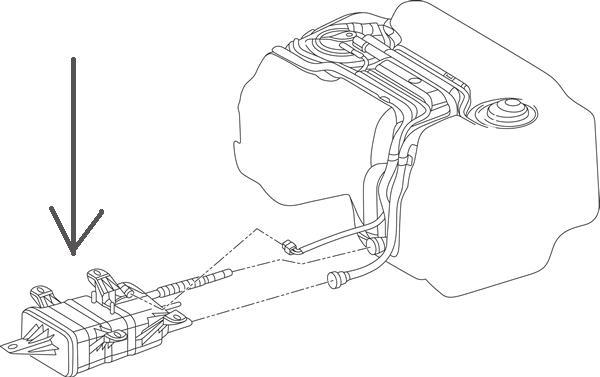 Canister Purge Valve Solenoid Location Chevy Trailblazer