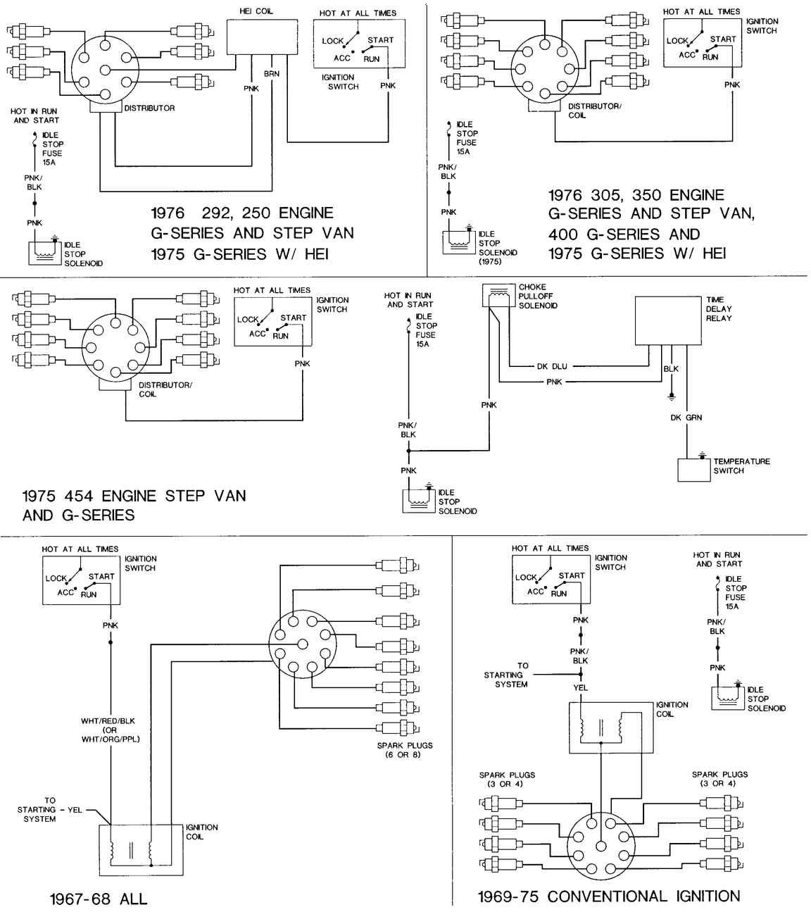 1987 Chevy Ignition Wiring S10 Radio Diagram 1976 Ford Van Hight Resolution Of 67 G10 Diagrams Parts Chevrolet Forum Enthusiasts Pickup