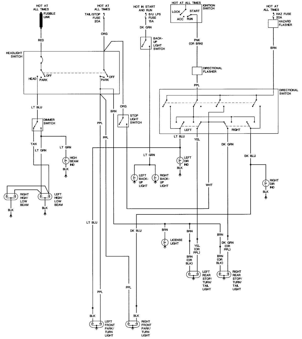 1980 oldsmobile ignition wiring diagram