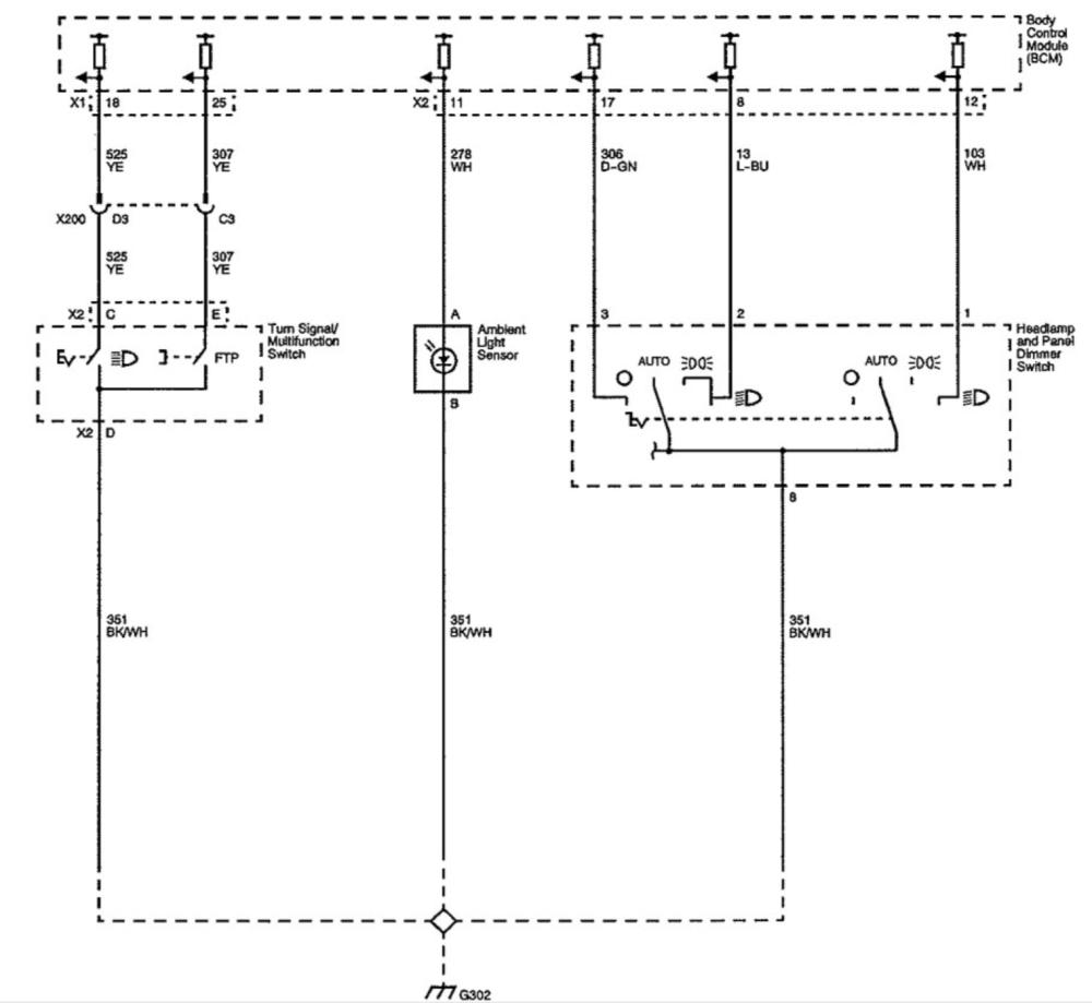medium resolution of 2005 savana no headlights need diagram screen shot 2017 09