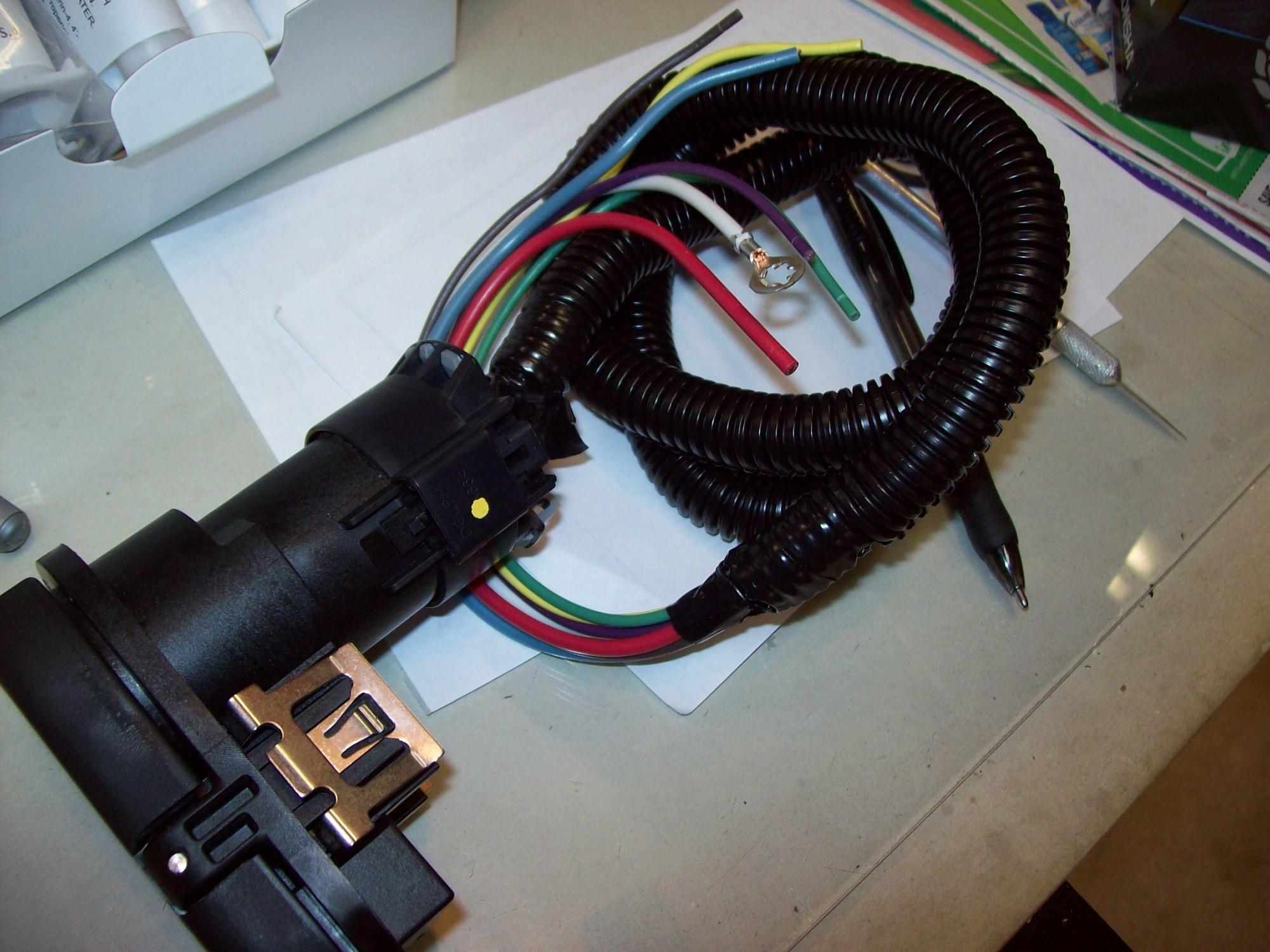 hight resolution of  1992 chevrolet g30 beauville trailer brake wiring question brake controller harness jpg