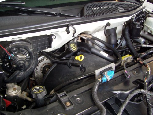small resolution of  engine harness repair p1010226 jpg