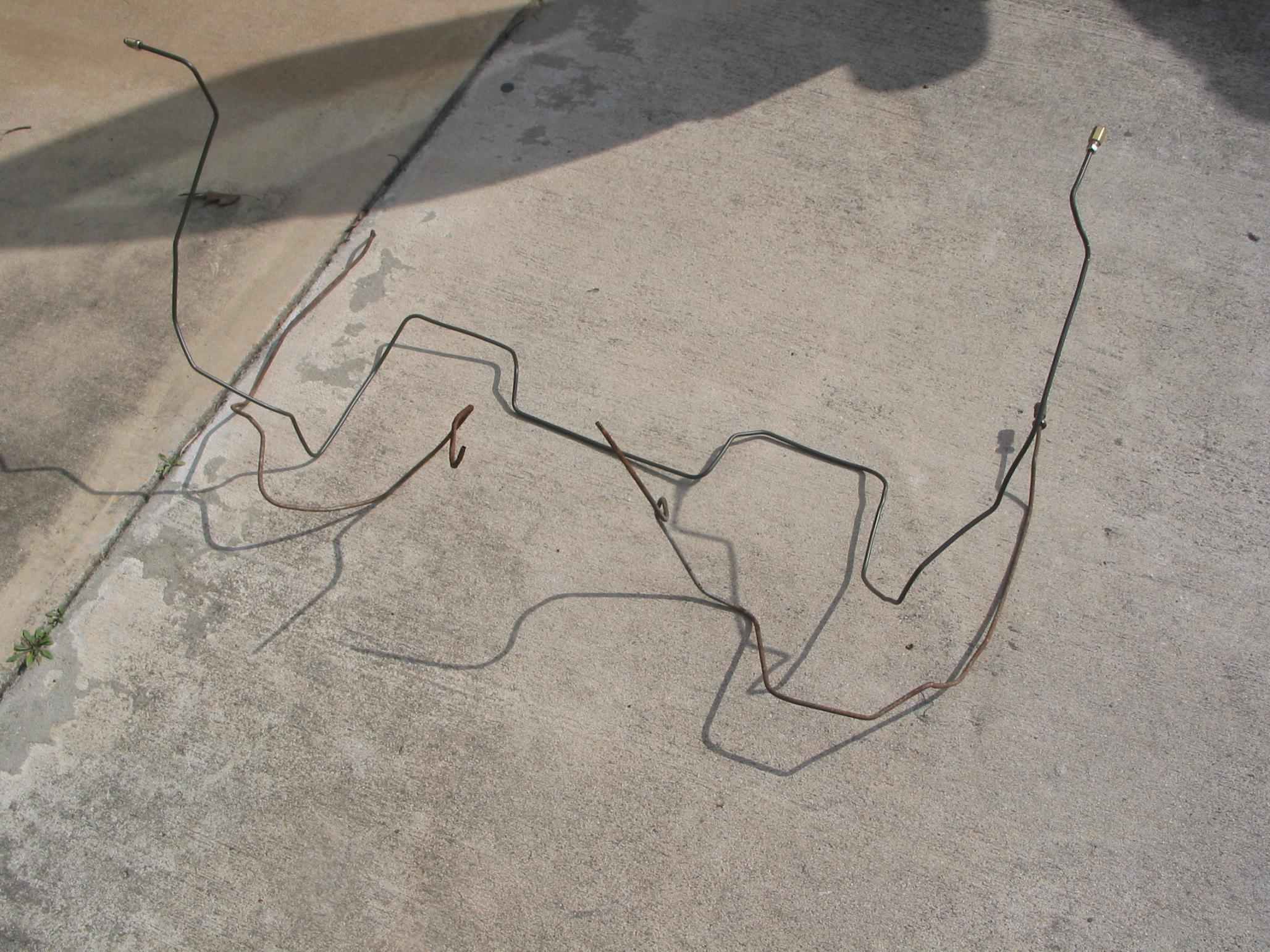 Trailblazer Brake Diagram 97 K1500 Diy Brake Lines Chevrolet Forum Chevy
