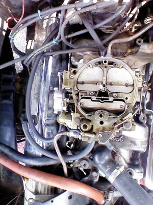 Starter and Carburetor Compatibility on 1974 350 V8 57  Chevrolet Forum  Chevy Enthusiasts Forums