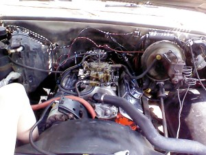 Starter and Carburetor Compatibility on 1974 350 V8 57  Chevrolet Forum  Chevy Enthusiasts Forums