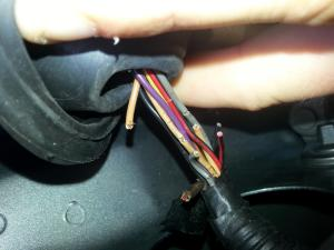 06 Equinox wiring in door jamb broken  Chevrolet Forum