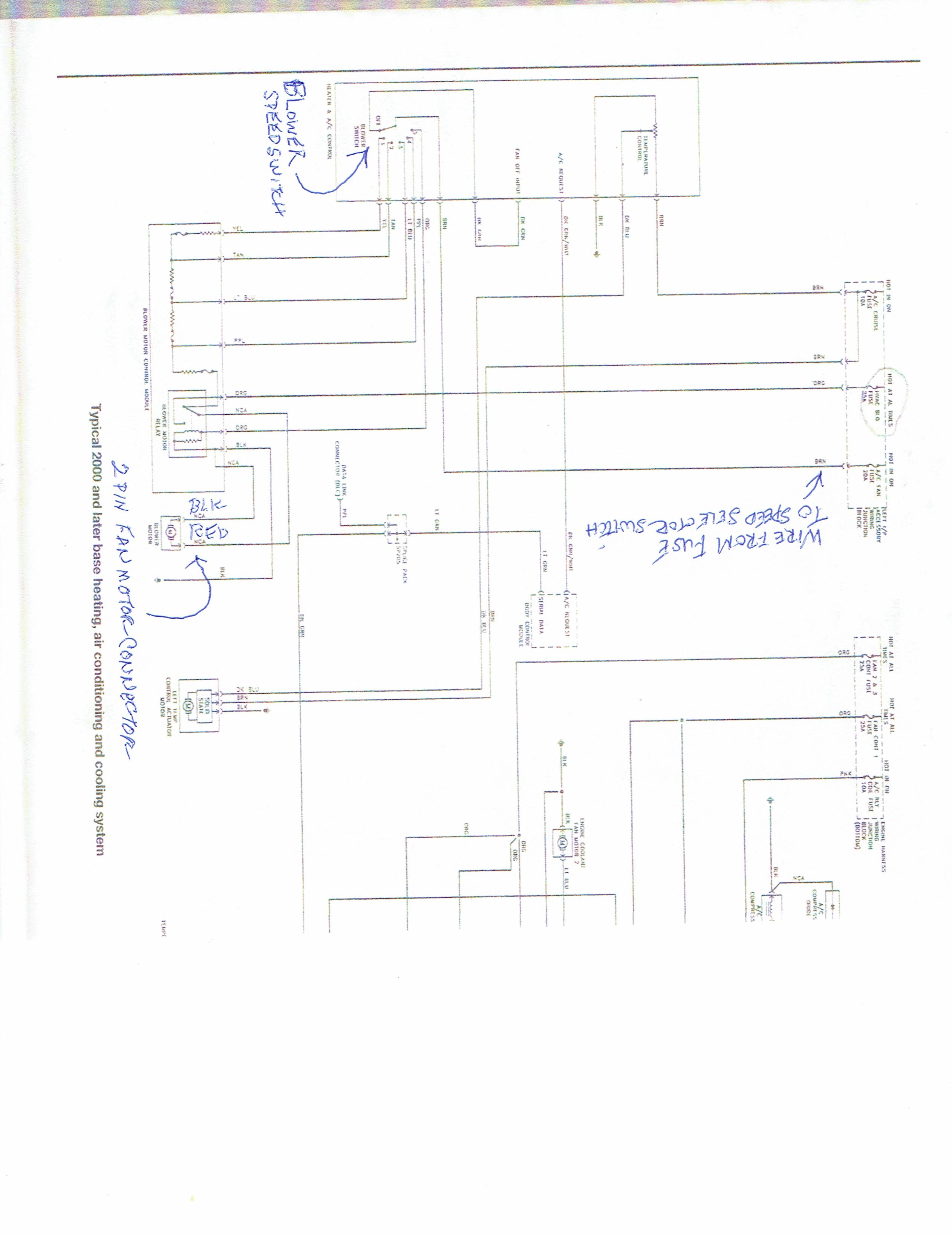 Mars Blower Motor 10586 Wiring Diagram Auto Electrical Related With