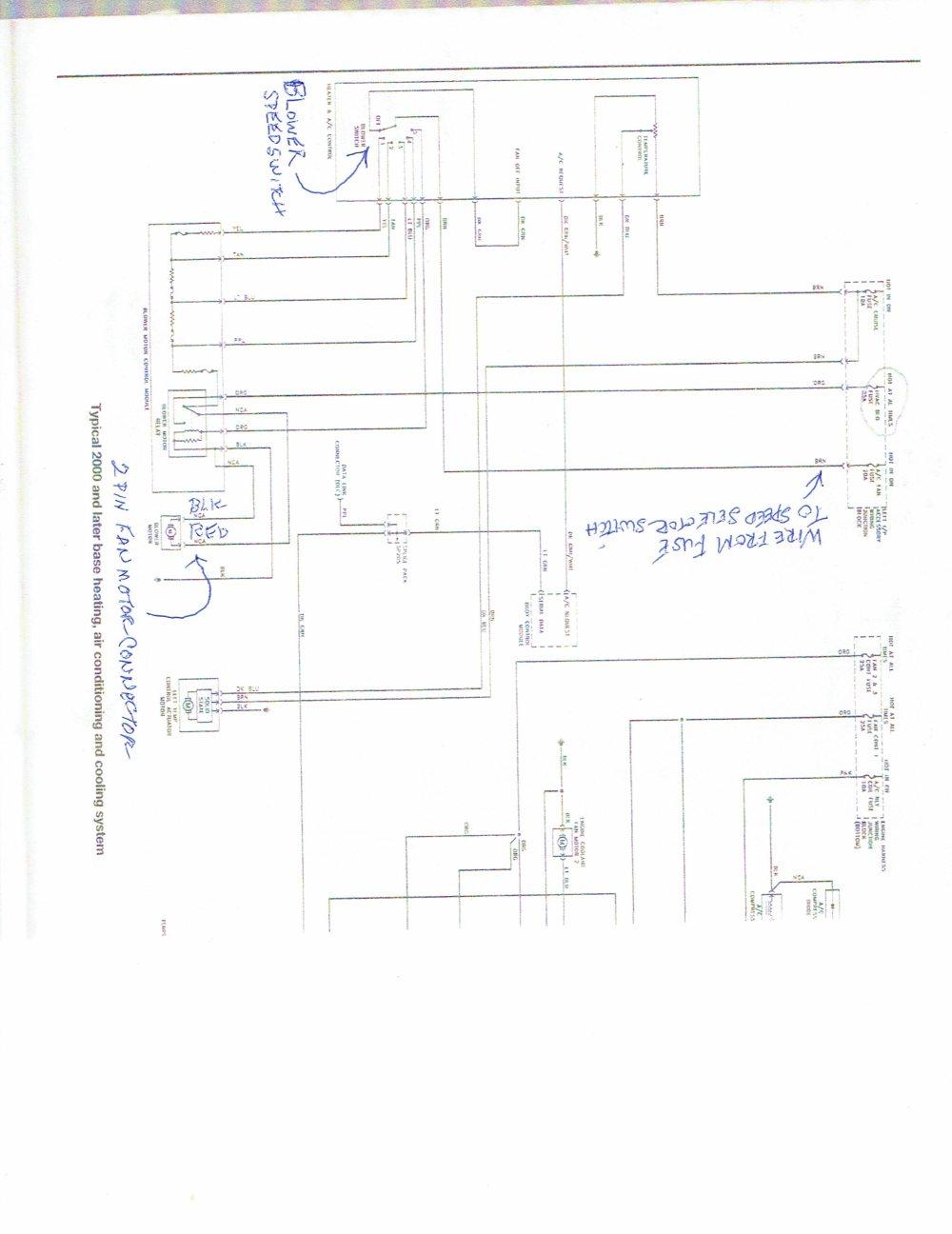 medium resolution of 93 chevy heater control wiring diagram 2008 chevy impala heater control wiring diagram
