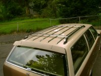 Just Looking For An Old Roof Rack - Chevrolet Forum ...
