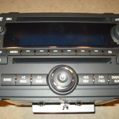 Chevy Radio Boat Trailer Wiring Diagram 4 Wire For Sale 2010 Factory Cd Dvd Player Stereo W Usb