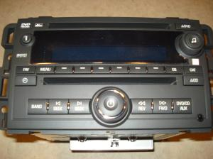 For Sale: 2010 FACTORY CD DVD PLAYER RADIO STEREO w USB