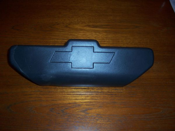 Used Gm Hitch Cover #12498321