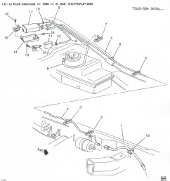 1998 chevy blazer fuel pump diagrams wiring diagram img 1998 s10 fuel system diagram [ 984 x 1079 Pixel ]