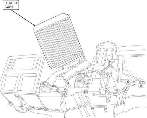 2009 Chevy Silverado Heater Diagram, 2009, Free Engine