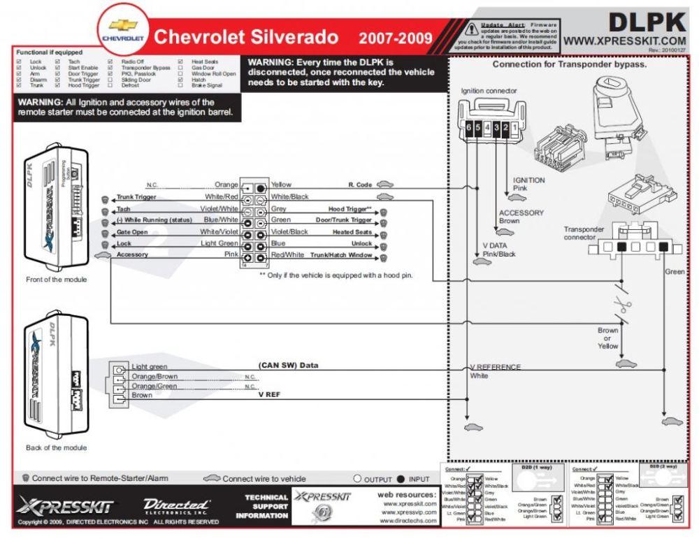 medium resolution of  bench 11284d1501528395 07 12 silverado tahoe suburban remote start keyless bench prep dlpk 07 12 silverado