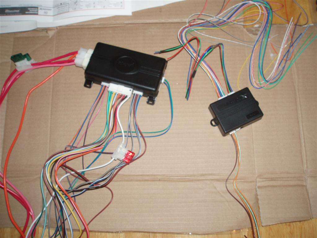commando remote start wiring diagram 4 wire trailer troubleshooting avital 4103 directed diagrams 36