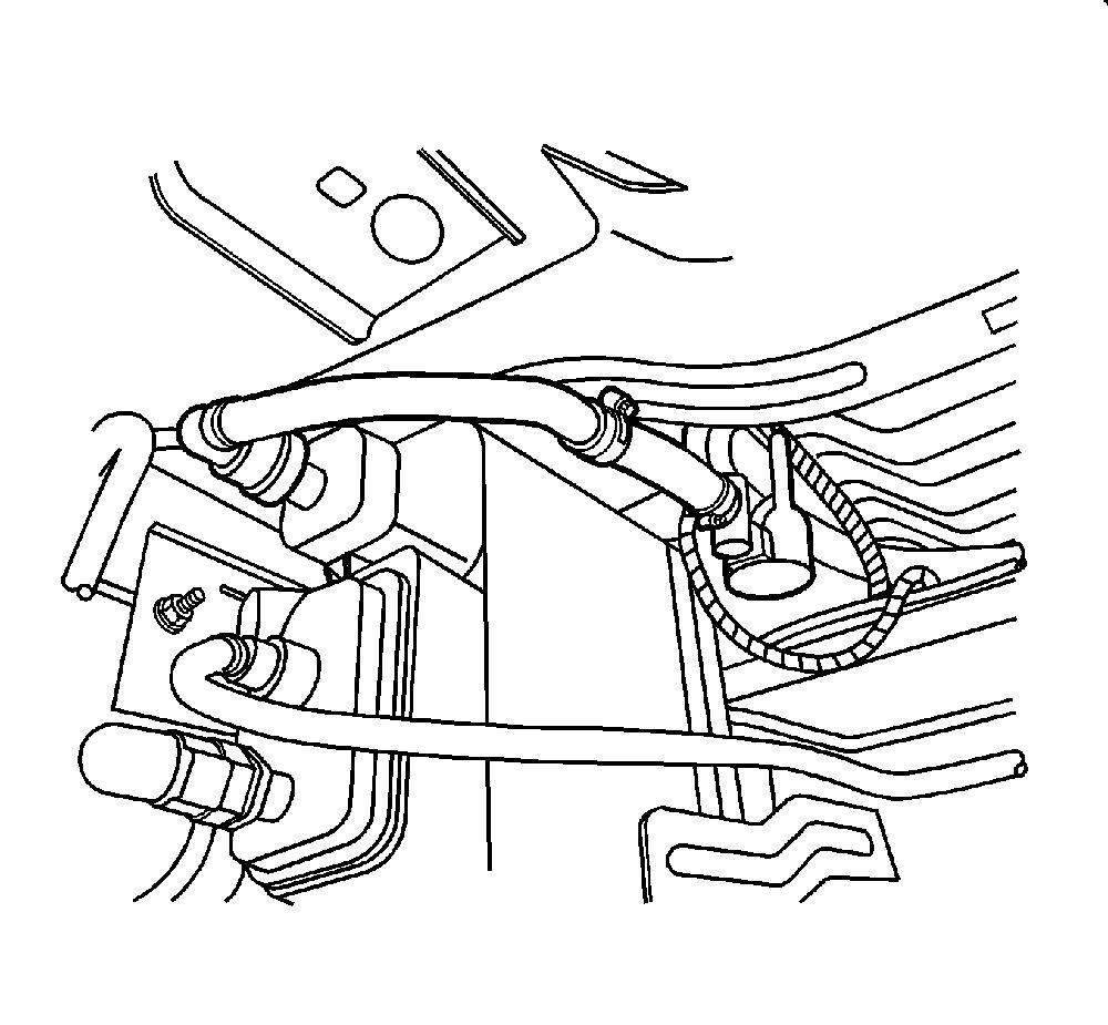 Po449 evap vent solenoid cadillac