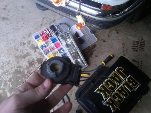 small resolution of crazy turn signal parking lights turnsignal electrical glitch wtf 0