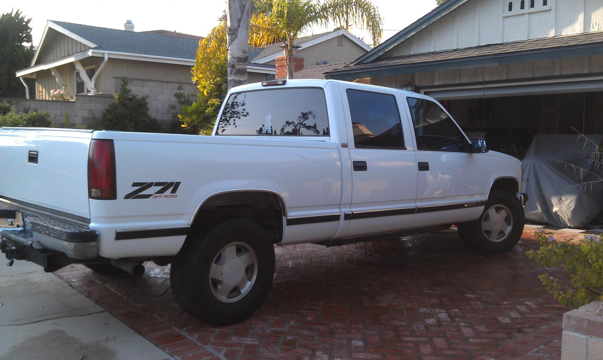 hight resolution of how rare is a 1998 z71 crew cab