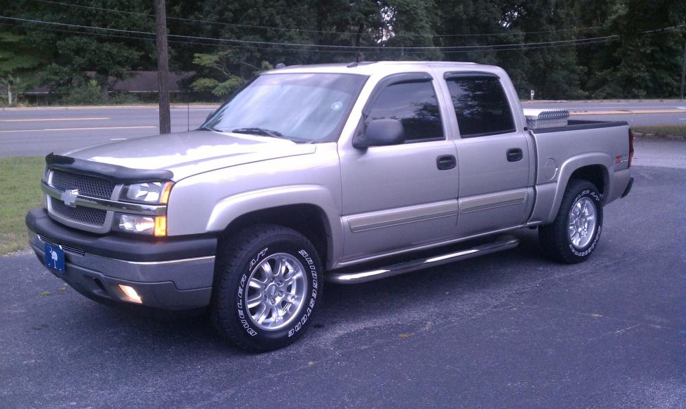 medium resolution of 2005 silverado z71 crew cab 285 65 18 silverado wheels 1