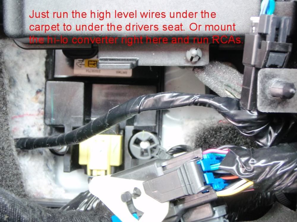 medium resolution of 2005 silverado center console wiring harness