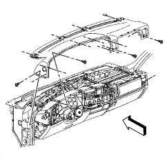 2007 Chevy Suburban Parts Diagram Human Skeleton And Muscles How To Remove Dash From Impala Autos Post