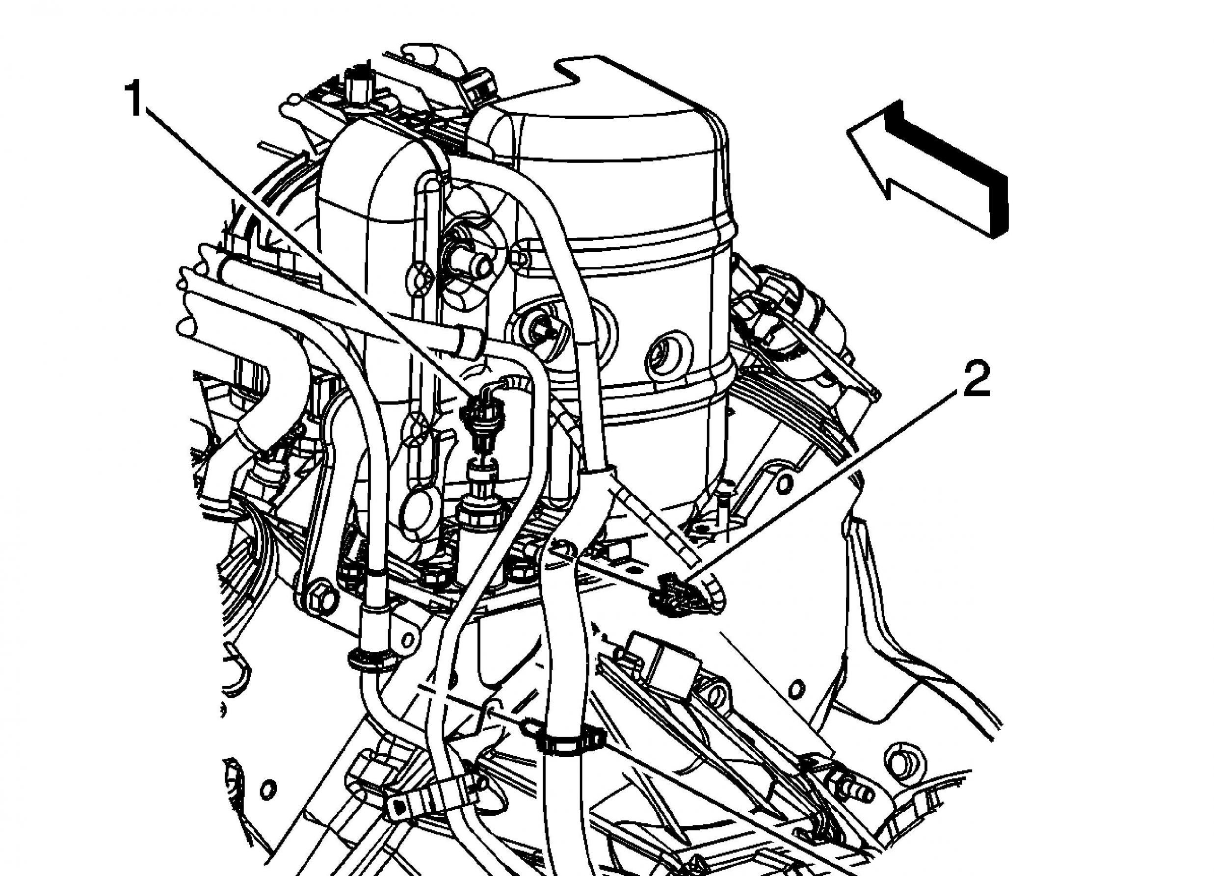 Oil Pressure Sensor Location, Oil, Free Engine Image For