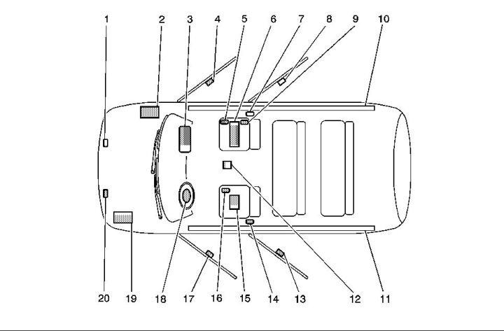 service airbag light chevy silverado 2007