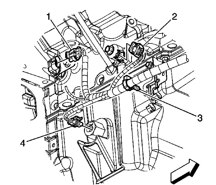 2007 Chevy Avalanche Engine Diagram