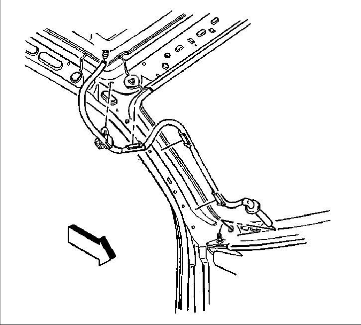 3396d1310047764 2006 tahoe z71 sunroof front drain 06?resize=665%2C599 1986 chevy silverado radio wiring diagram wiring diagram,Powered Bose Car Speaker Wire Diagram