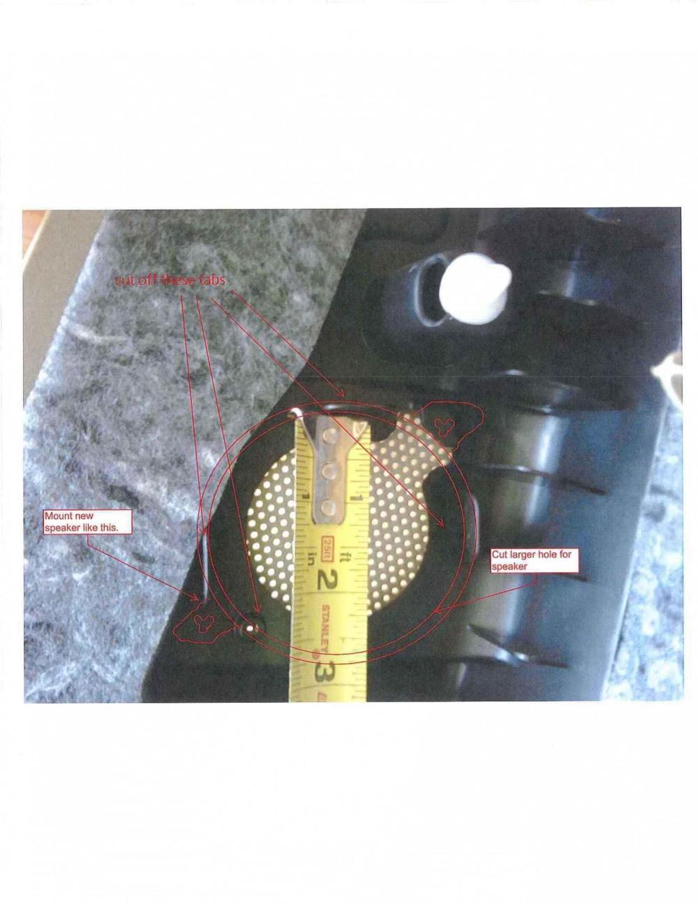 medium resolution of 2011 suburban d pillar speakers d pillar back jpg