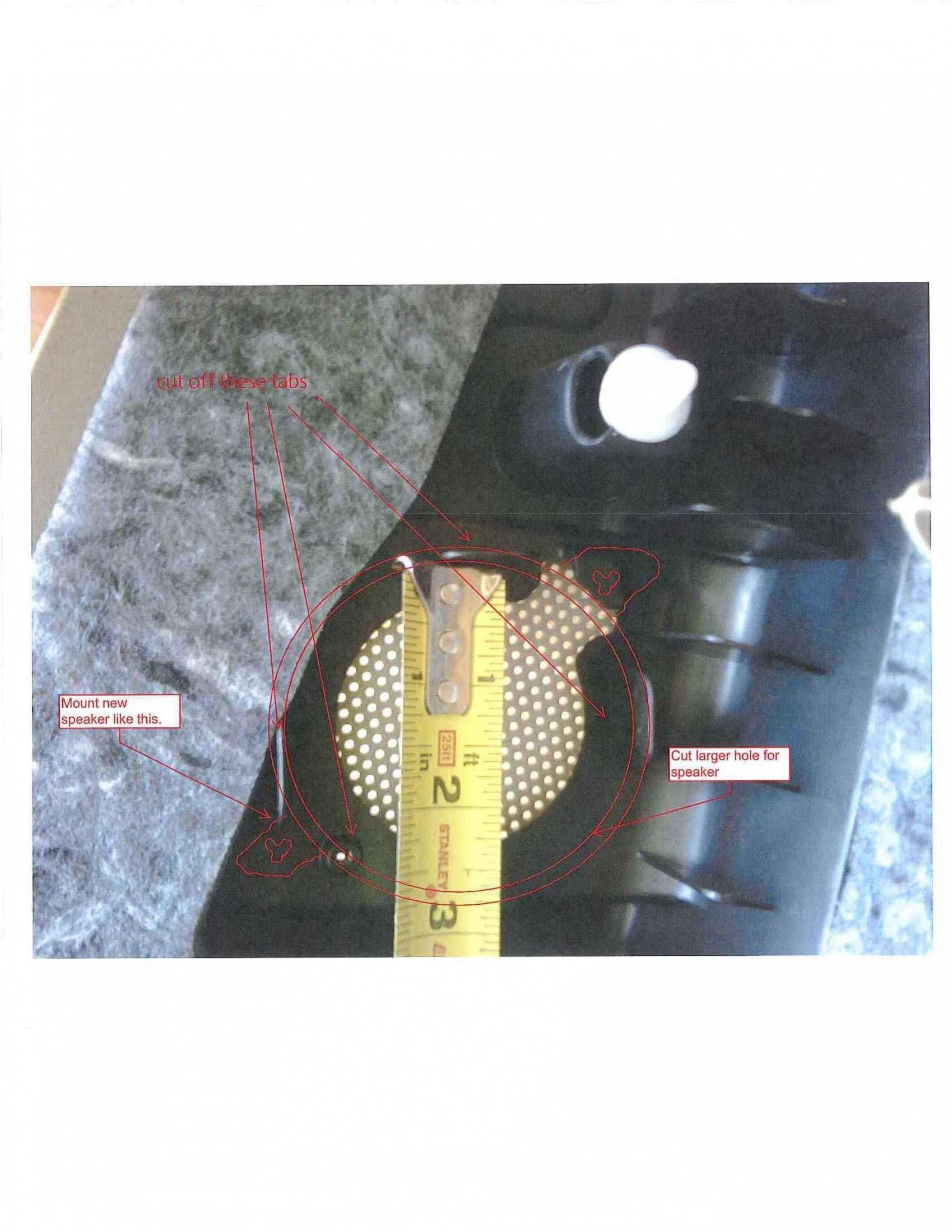 hight resolution of 2011 suburban d pillar speakers d pillar back jpg