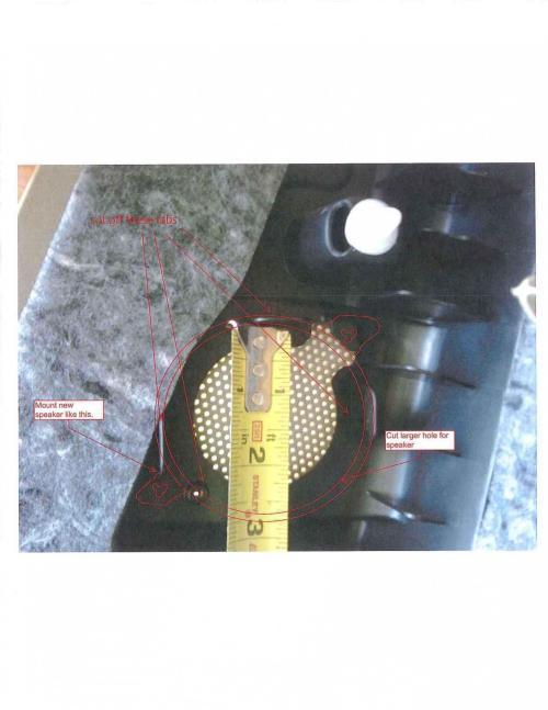 small resolution of 2011 suburban d pillar speakers d pillar back jpg