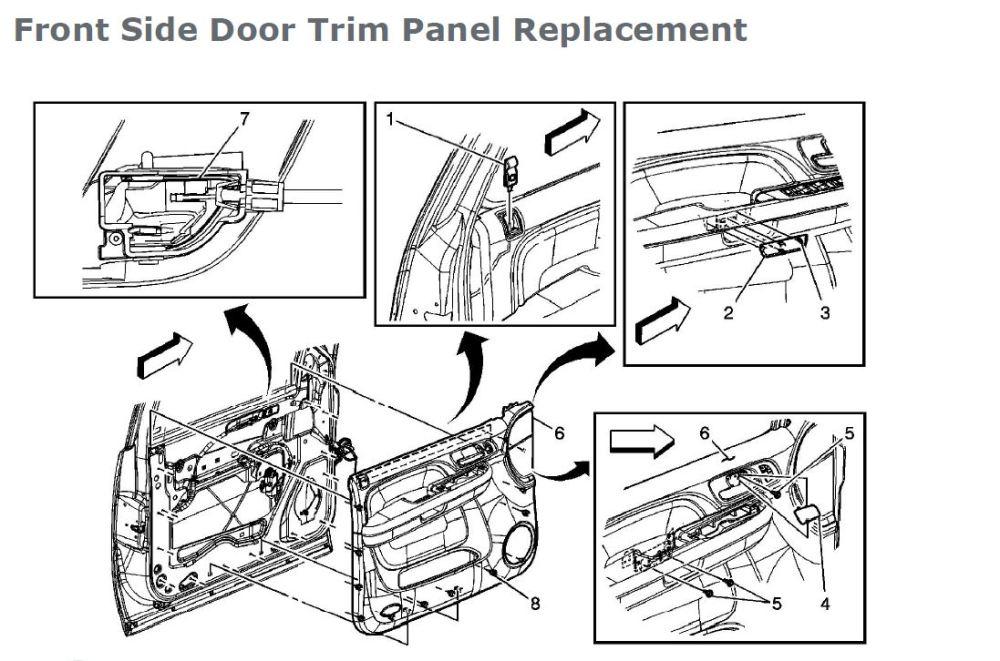 medium resolution of broken exterior door handles door trim jpg