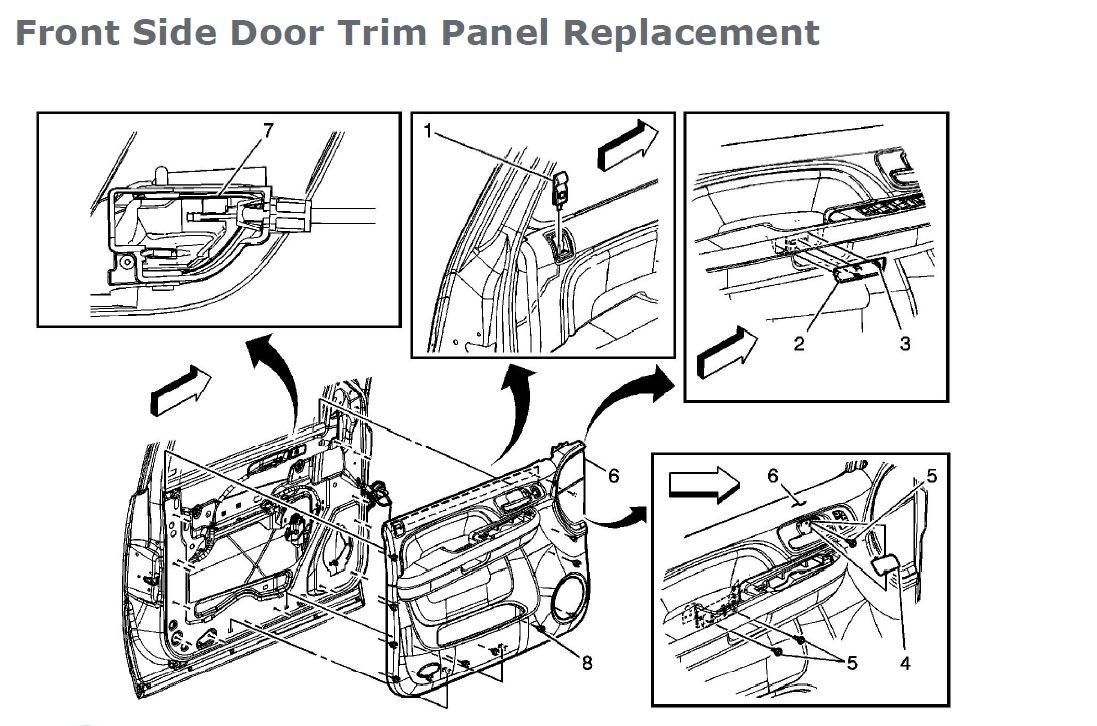 hight resolution of broken exterior door handles door trim jpg
