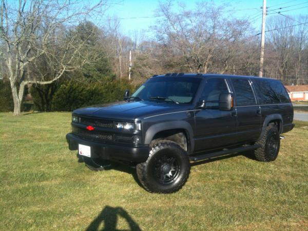94 Chevy Tahoe Sas - Year of Clean Water