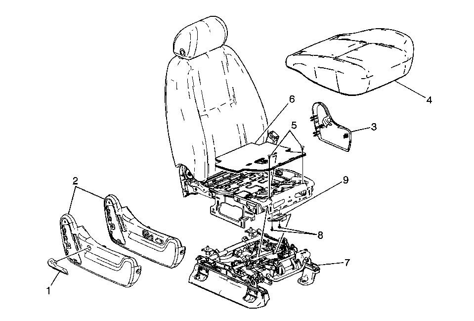 2010 chevy traverse wiring diagram for seats