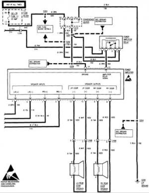 Stereo wiring diagram or help  Chevrolet Forum  Chevy