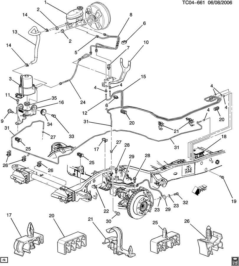 [DIAGRAM] 2003 Tahoe Brake Line Diagram FULL Version HD