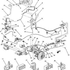 2003 Chevy Avalanche Trailer Wiring Diagram Home Theater Diagrams Gmc Sierra Parking Brake Great Installation Of Id A Part Chevrolet Forum Enthusiasts Forums Parts Catalog