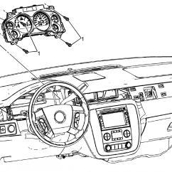 2007 Chevy Suburban Parts Diagram 79 Shovelhead Wiring 2006 Dash Light 45