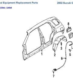 2000 tracker fuel door spring panel diagram jpg  [ 1206 x 749 Pixel ]