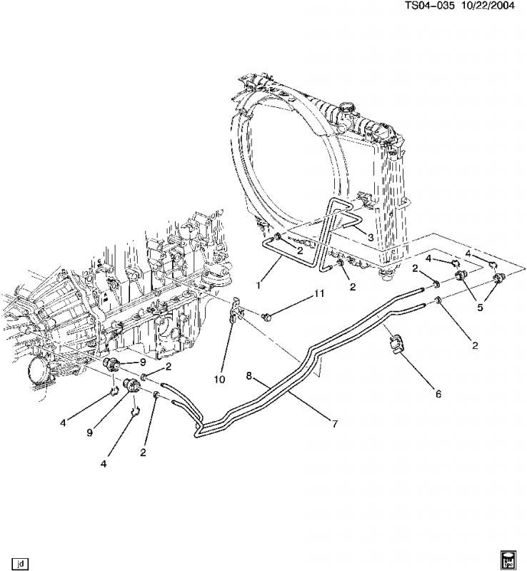 2005 chevy trailblazer engine diagram