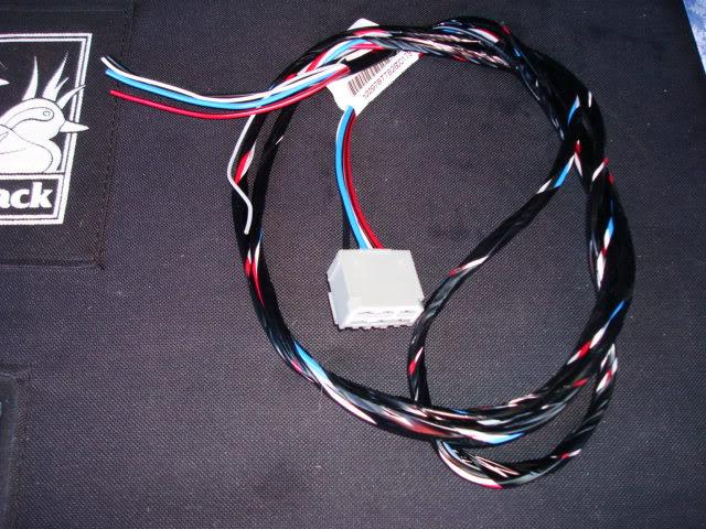 2012 chevy traverse trailer wiring
